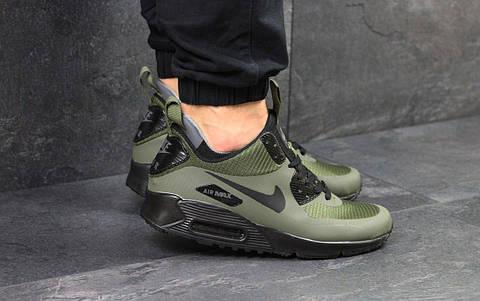 Мужские кроссовки Nike Air Max 90 Green - купить по лучшей цене в ... bf71501162a18