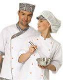 Костюмы для поваров, работников в сфере обслуживания