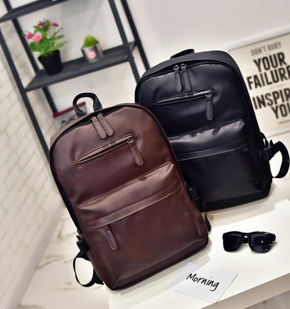Модный мужской рюкзак