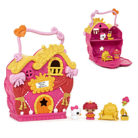 Lalaloopsy tinies tippy's house домик лалалупси с куколкой и аксессуарами
