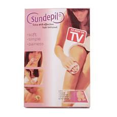 """Система набор для депиляции """"Гладкие ножки"""" Sundepil, фото 2"""