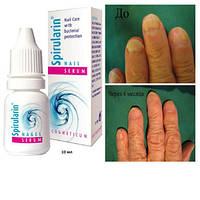 Противогрибковая сыворотка для ногтей 10 мл Spirularin