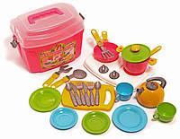 Кухонный набор в чемодане 8 2407 Технок