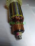 Якорь перфоратора горизонтального типа Зенит ЗП-1250 (159х39 4 з право), фото 2