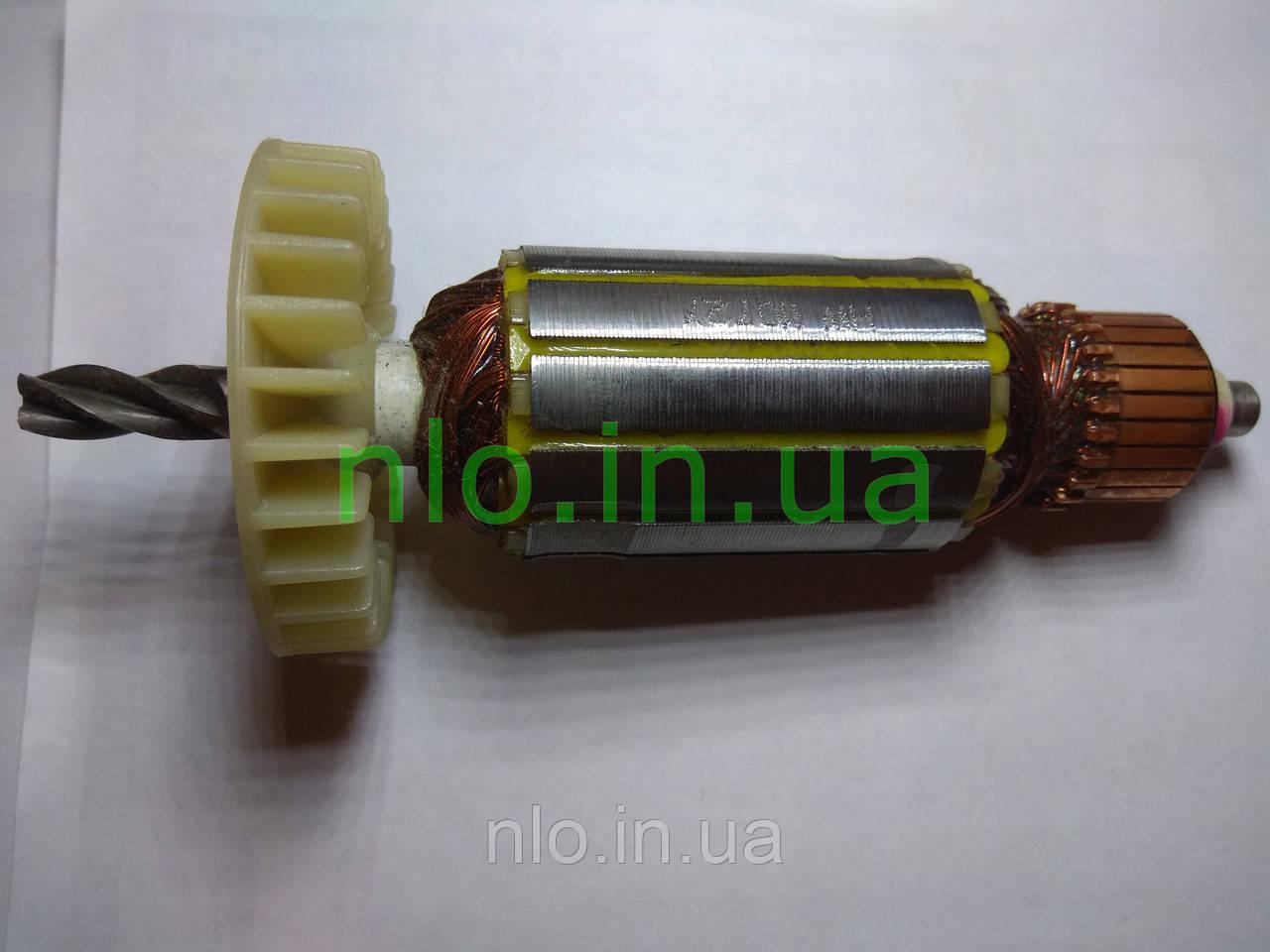 Якорь перфоратора горизонтального типа Зенит ЗП-1250 (159х39 4 з право)