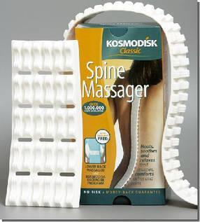Массажер для спины и позвоночника Космодиск 2в1 Kosmodisk Spine Massager PR1, фото 2