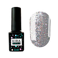 Гель-лак Kira Nails Shine Bright №004, 6 мл