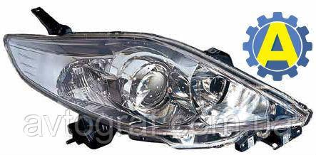 Фара левая и правая на Mazda 5 (Мазда 5) 2005-2010