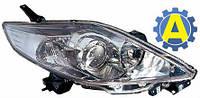 Фара левая и правая на Mazda 5 (Мазда 5) 2005-2010, фото 1