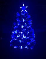 Светящаяся, оптоволоконная елка Аристократическая 90 см