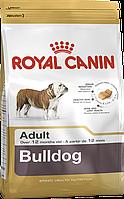 Royal Canin Bulldog Adult (Роял Канин) - сухой корм для взрослых собак породы Английский бульдог 12 кг