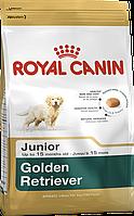 Royal Canin Golden Retriver Junior (Роял Канин) сухой корм для щенков породы Голден ретривер 12 кг
