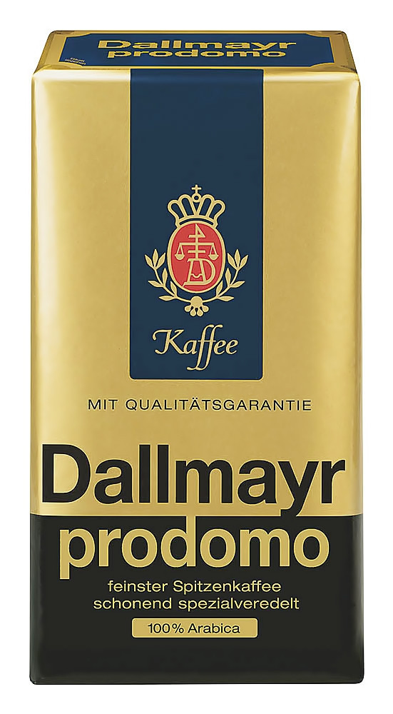 Кава мелена Dallmayr-Prodomo (250 g) оригінал