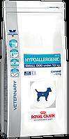 Royal Canin Hypoallergenic Small Dog (РоялКанин)ухой корм при пищевой аллергии для собак мелких пород 3.5 кг