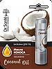 Бальзам для губ с маслом кокоса - Dr.Sante