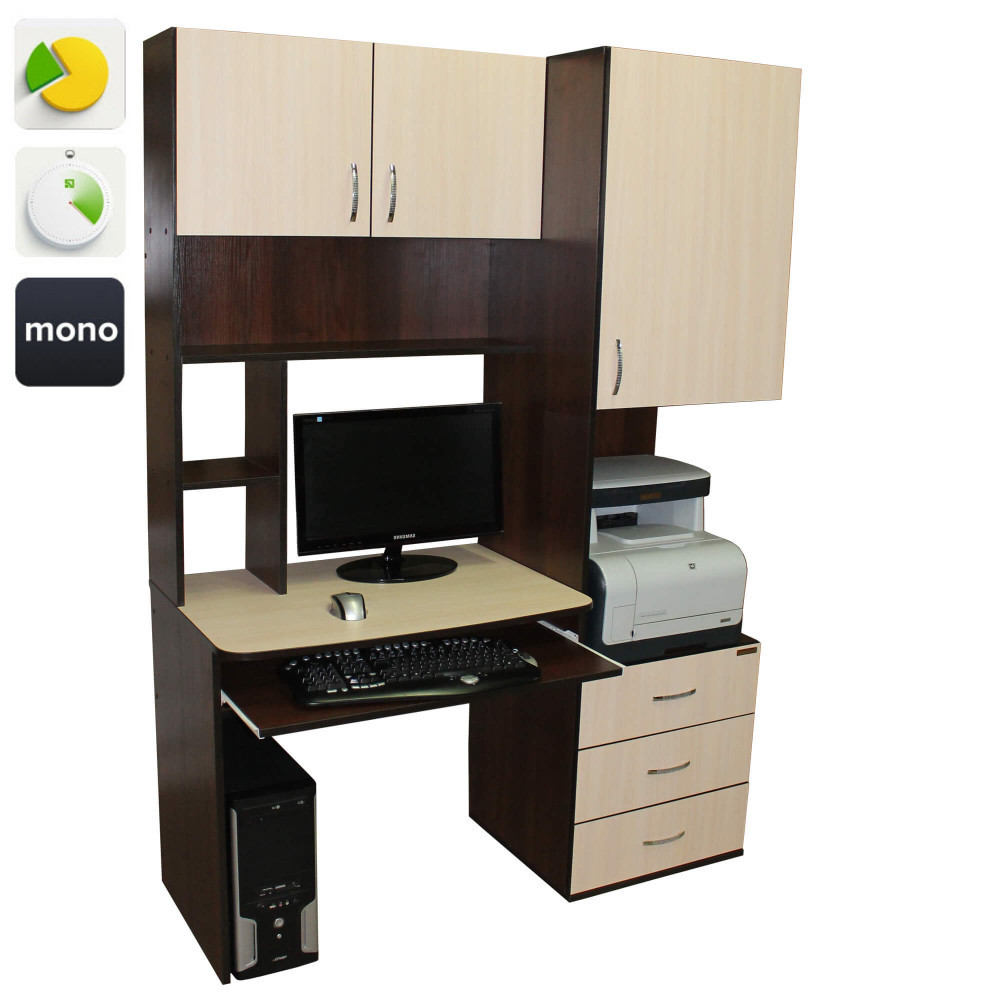 """Компьютерный стол """"Ника-мебель"""" «НСК 13»"""
