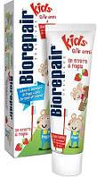 Детская зубная паста с жидкой эмалью Веселый мышонок, 50мл, BioRepair
