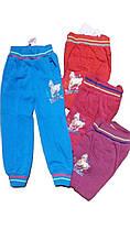 Штани для дівчаток  утеплені спортивні, розміри 4-12 років, арт. S 359