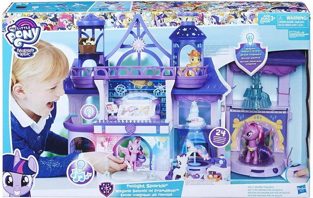 Замок Магическая школа My Little Pony Magical School