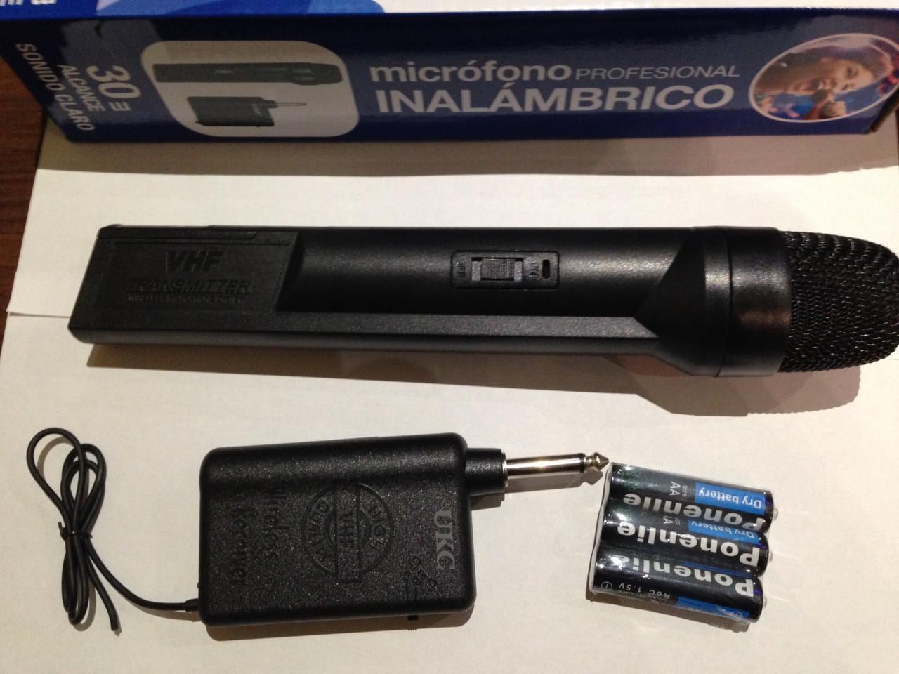 Радиомикрофон вокальный микрофон UKC U-192 PR3