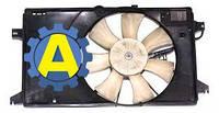 Диффузор радиатора на Mazda 5 (Мазда 5) 2005-2010