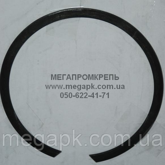 Кольцо пружинное упорное плоское концентрическое внутреннее ГОСТ 13941-86