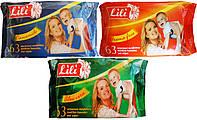 Детские влажные салфетки LILY (63 шт./уп., 27 уп./ящ.)