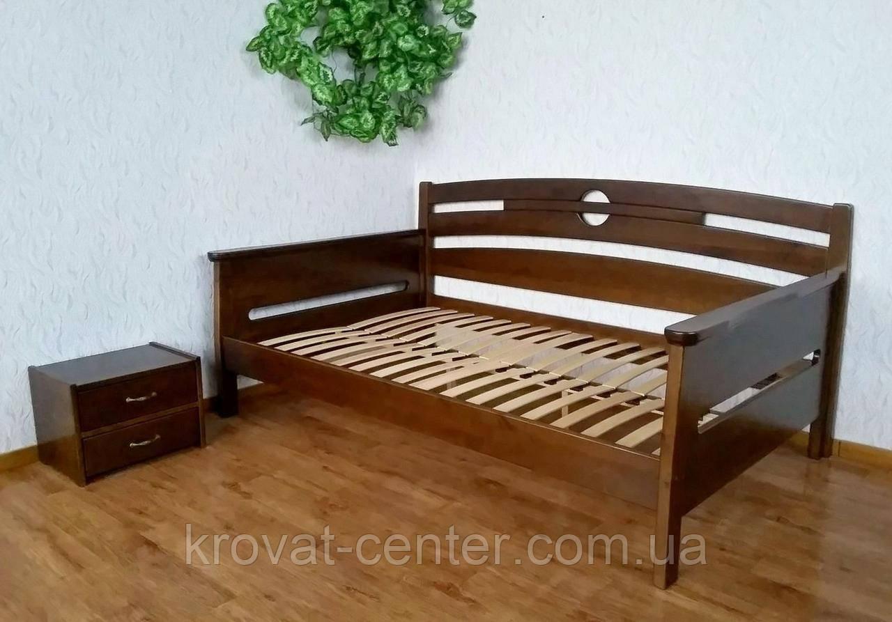 """Полуторный диван кровать из дерева """"Луи Дюпон"""""""