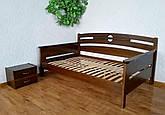 """Полуторный диван кровать из натурального дерева """"Луи Дюпон"""" от производителя"""