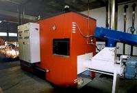 Промышленный котел на опилках с автоматической подачей Комконт СН ЕСО 500 квт