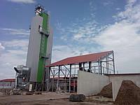 Зерносушилки на био-топливе