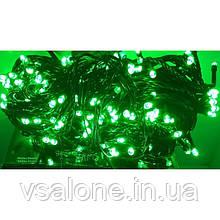 Новорічна світлодіодна гірлянда 500 Led Зелений
