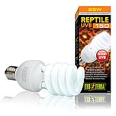 Компактная люминесцентная лампа Exo Terra «Reptile UVB 150» для облучения лучами УФ-В спектра 26 W, E27 PT2189