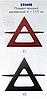 Заколка деревянная Треугольник Garden 535608