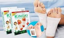 Пластрь KINOKI, токсиновыводящий пластырь для стоп , с турмалином, фото 2