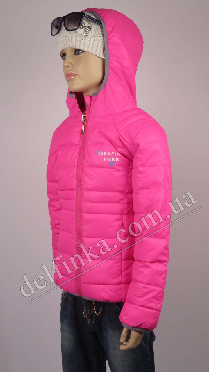 Куртка для девочек 7-11 лет