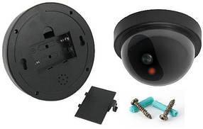 Видеокамера шар – обманка Security Camera, муляж камера обманка, фото 2