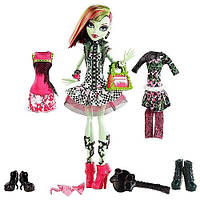Кукла Мухоловка Я люблю моду Monster High - I Heart Fashion Venus McFlytrap Венера, фото 1