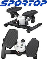 Степпер 2 в одном Sportop FS5000 поворотные и прямые движения, фото 1