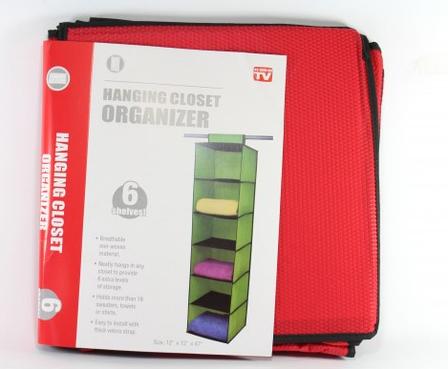 Органайзер подвесной для хранения обуви SHOES ORGANISER BOX 6, фото 2
