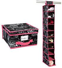 Органайзер подвесной для хранения обуви SHOES ORGANISER BOX 10, фото 3
