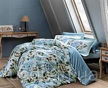 Комплект постельного белья сатин tac digital евро Вarock