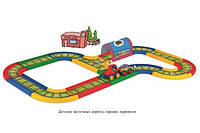 Kid Cars детская железная дорога 3,1 м