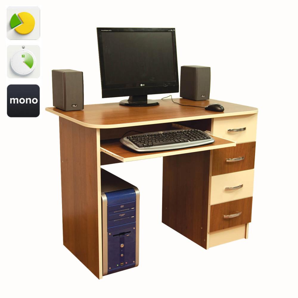 """Компьютерный стол """"Ника-мебель"""" «Ника 19»"""