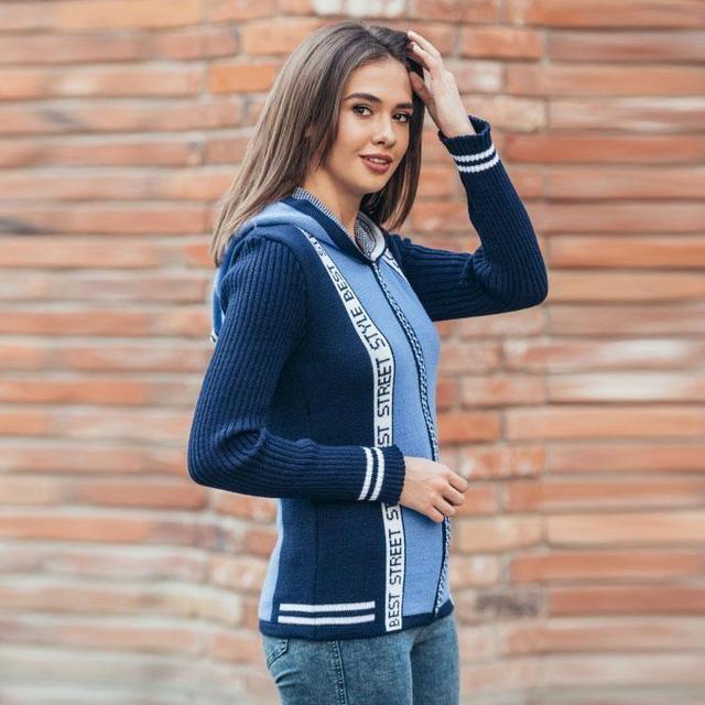 3db2b0d8edfc05 Повседневная женская вязанная кофта: продажа, цена в Хмельницком ...