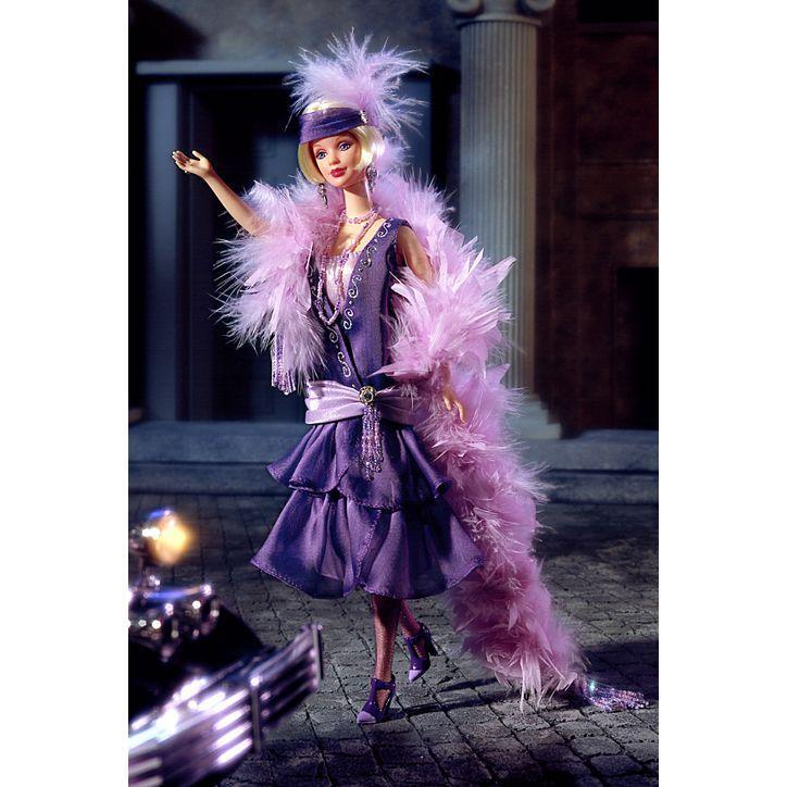 Кукла Барби коллекционная 20-х гг. ХХ века / Dance 'til Dawn Barbie Doll (1998 г.)