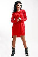 """Платье """"NEXT"""" красный, фото 1"""