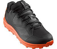 Обувь Mavic XA, размер UK 9,5 (44, 278мм) Black/Black/Puffin S Bill черно-оранжевая