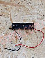 Кассета под батарейку АА 1.5V (1-23)