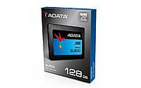 """Твердотільний накопичувач SSD 2.5"""" ADATA 128GB SU800 SATA TLC (ASU800SS-128GT-C)"""